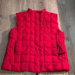 Cowgirl Hardware Down Vest. XL